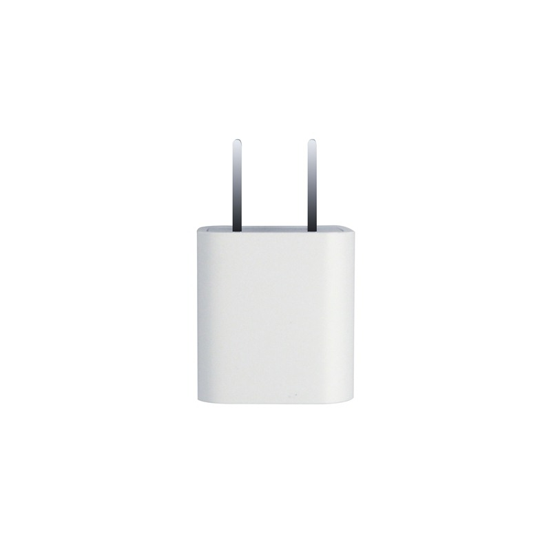 Original A1385 OEM Apple iPhone 5W USB charger cube wholesale