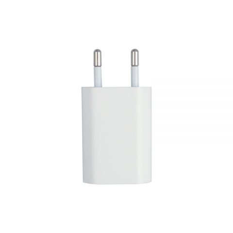 Original A1400 MD813 OEM Original Wholesale iPhone Charger 5W cube