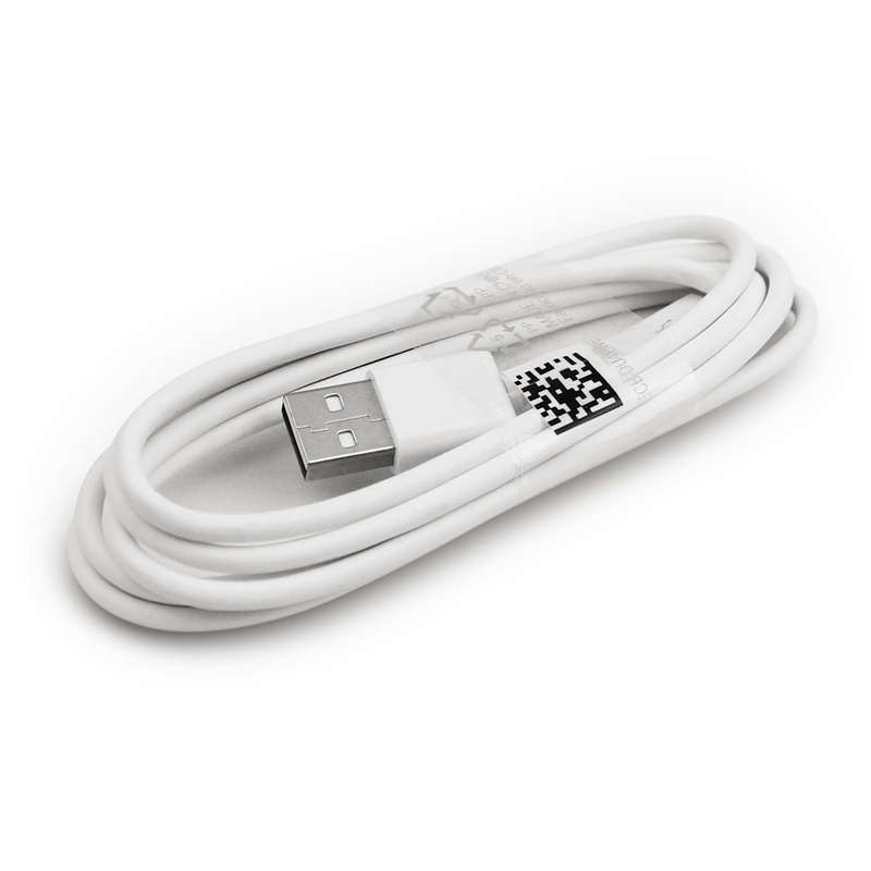 Original OEM ECB-DU4EWE Samsung S4 Micro USB Cable Wholesale 1.5M White