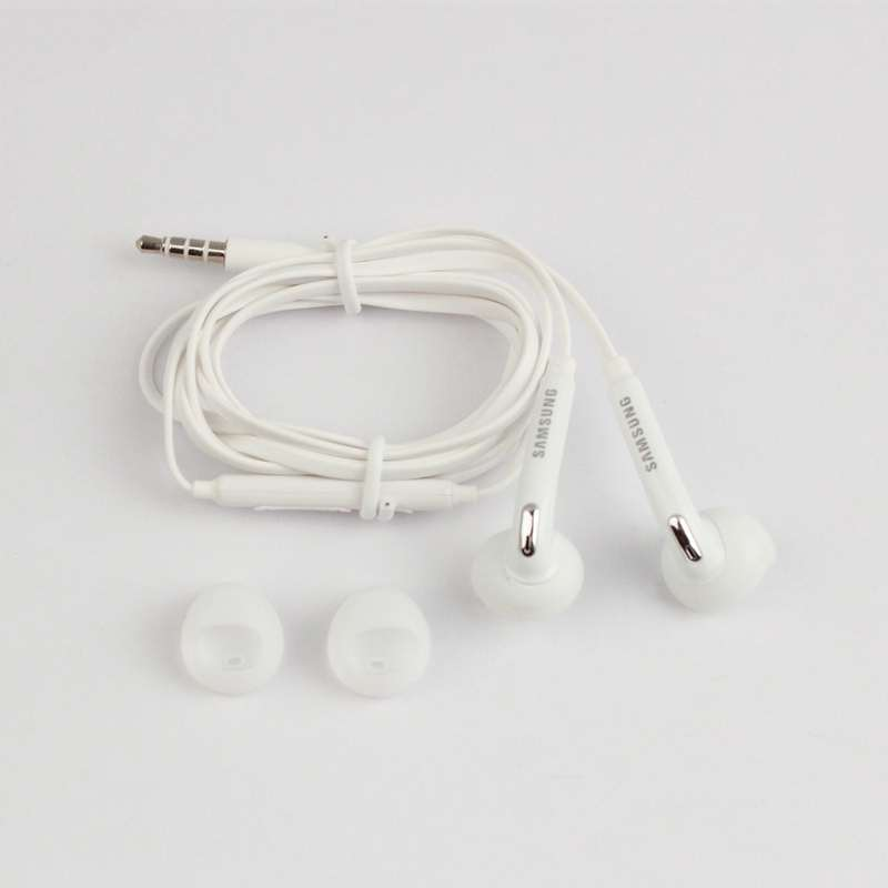 Original OEM Samsung S6 Headset EO-EG920BW Wholesale Earphone White