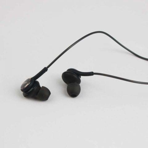 Original OEM Samsung S8 Headset EO-IG955BBEGWW Wholesale Earphone Black
