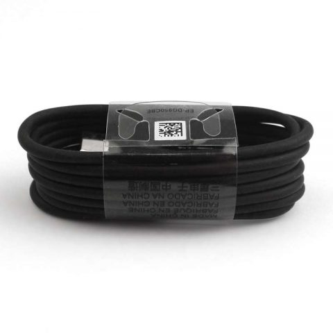 Original OEM EP-DG925UBE Samsung S6 Micro USB Cable Wholesale 1.2M Black