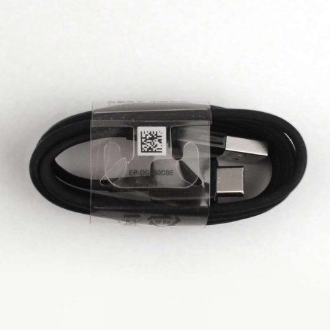 Original OEM EP-DG925UBE Samsung S6 Micro USB Cable Wholesale 1.2M Black