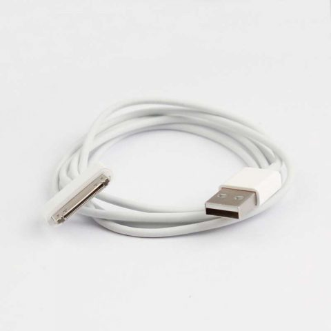 Original OEM MA591 Apple Iphone 4 4S 30 pin USB Cable Wholesale 1M