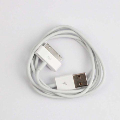 Original OEM MA591 Apple Iphone 4 4S 30 pin USB Cable Wholesale 1M