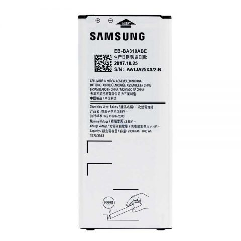 Samsung A3 2016 EB-BA310ABE original battery wholesale