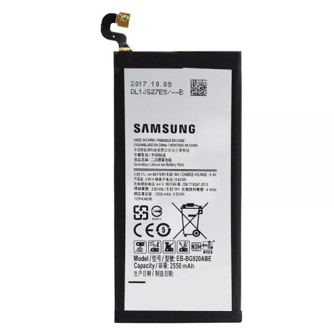 Samsung Galaxy S6 OEM battery