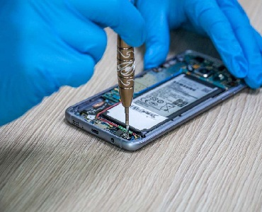 replace samsung s8 phone battery