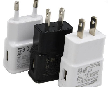 The difference between EU chargers and US chargers