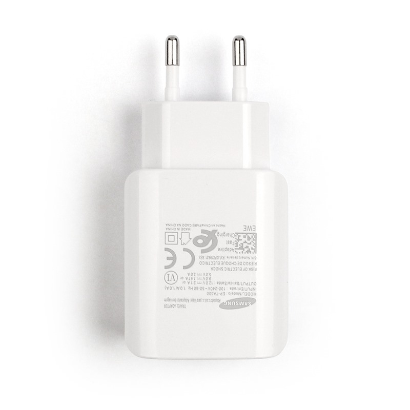Original OEM Samsung Travel Adapter EP-TA300 25W USB-C Fast Phone Charger Wholesale
