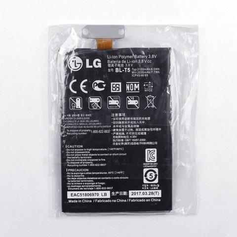 LG Nexus 4 BL-T5 E960 E975 E973 E970 F180 original battery wholesale