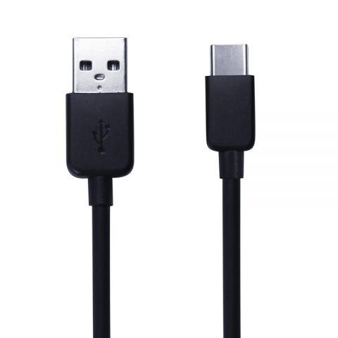 Original OEM HTC Type-C Data Cable 73H00621-00M Wholesale 1.2M Black