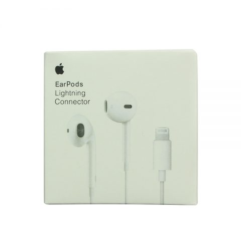 Original OEM Apple iPhone 7 earpods with lightning connector MMTN2ZM/A Wholesale Headset White