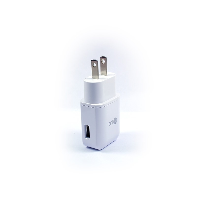 Original OEM LG Fast Charge Adapter MCS-H05WR Travel Charger Wholesale
