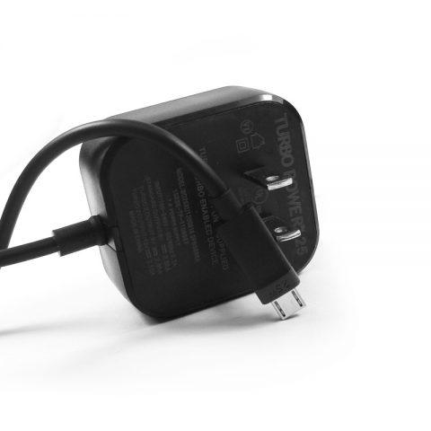 Original OEM Motorola Turbo Power 25 Micro USB Charger SPN5886A Wholesale