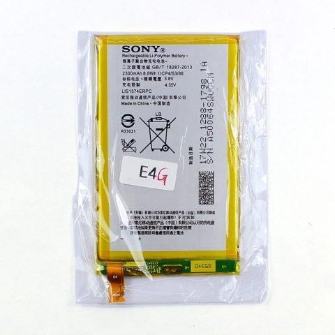 2300mah Original Battery For Sony Xperia E4 LIS1574ERPC