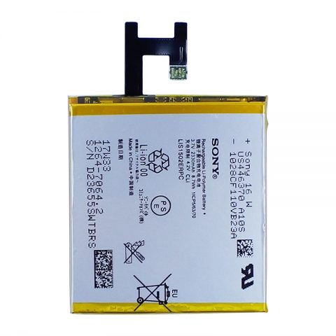 Original Battery LIS1502ERPC For Sony SO-02E C6603 S39H c6602 Xperia Z L36h L36i