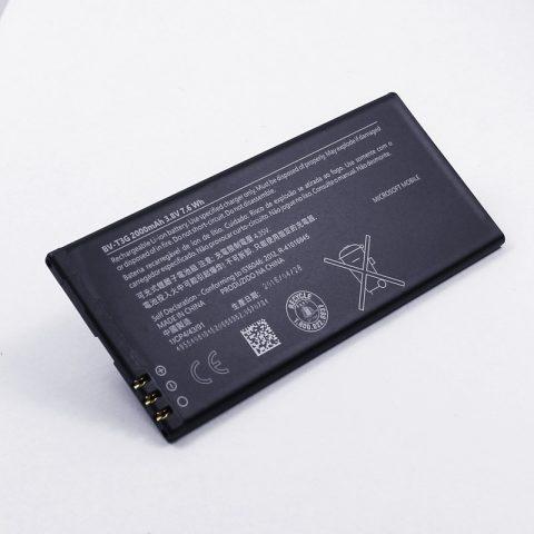 Nokia Microsoft Lumia 650 BV-T3G original battery wholesale
