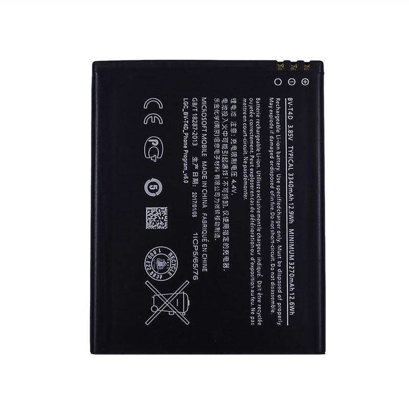 Nokia Microsoft Lumia 950 XL BV-T4D original battery wholesale