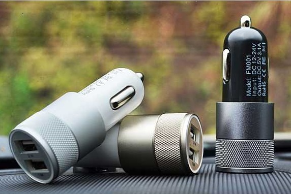 Which metal car charger and plastic car charger do you choose?