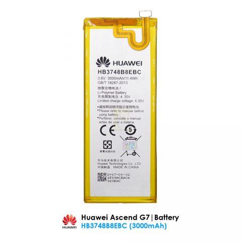 Huawei Ascend G7 HB3748B8EBC original battery