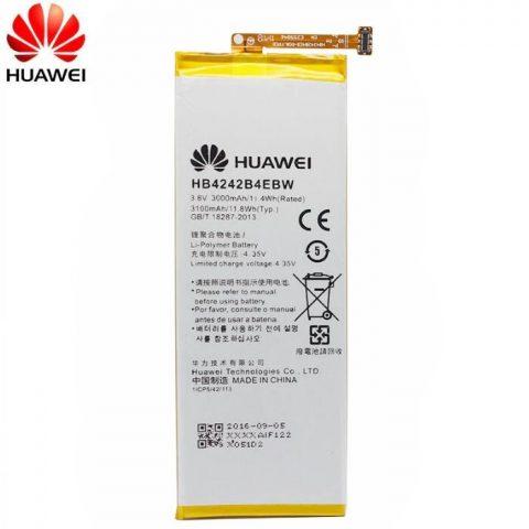 Huawei Honor 6 HB4242B4EBW original battery 3000mA