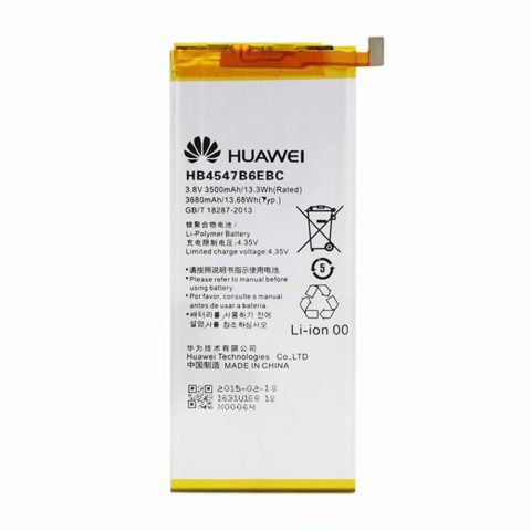 Huawei Honor 6 Plus HB4547B6EBC original battery wholesale 3500mA