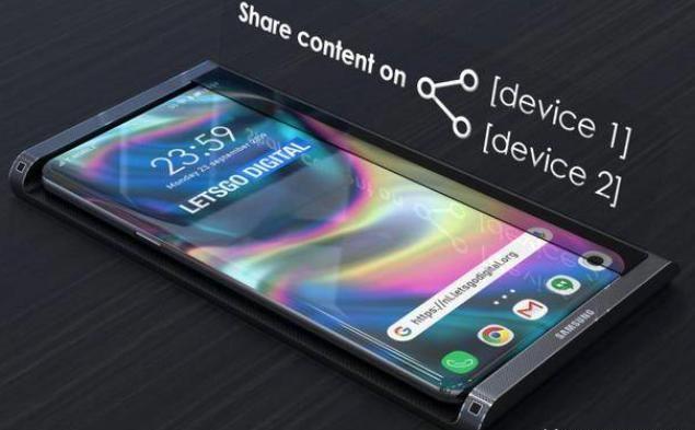 Samsung S11 concept machine