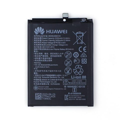 Huawei Honor 10 Lite HB396286ECW Original Battery Wholesale