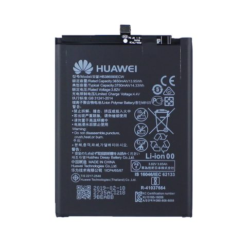 Huawei Honor 8X HB386590ECW Original Battery Wholesale