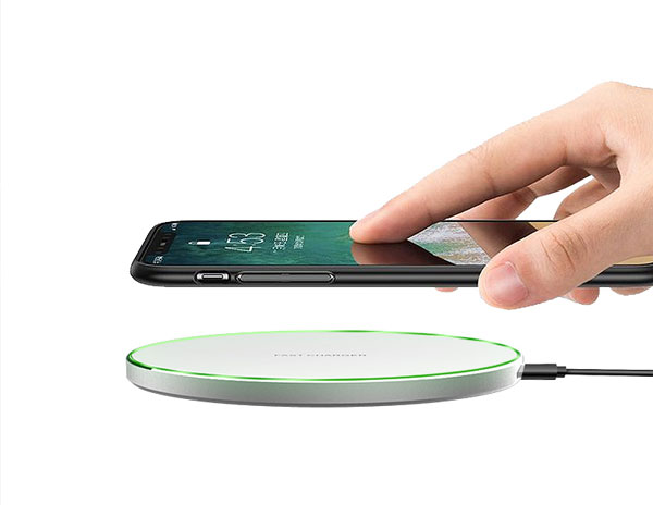 What type of wireless charging stand for mobile phones?