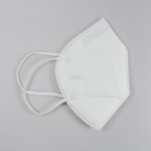 General Protective Mask KN95 Disposable Mask Testing CNAS L0606(China Standards GB/2626-2006)