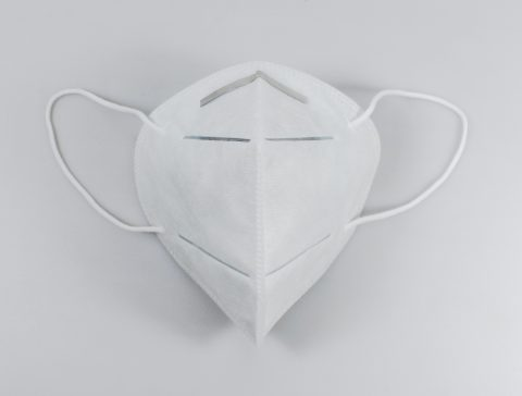 General Protective Mask KN95 Four Layers Mask with CE & FDA For Normal Daily Using