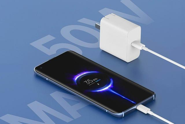 Xiaomi launches Type-C charger 65W fast flash charging version