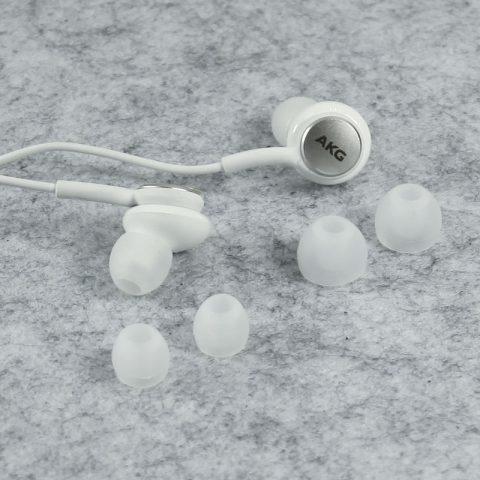 Original OEM EO-IG955 Samsung S10 earphone Wholesale White
