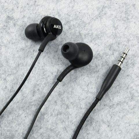 Original OEM EO-IG955 Samsung S10 earphone Wholesale Black