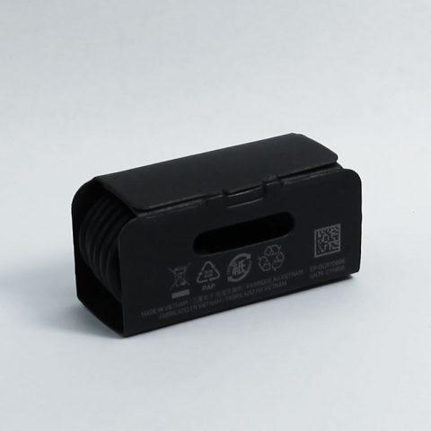 Genuine Samsung S10 USB-C Cable EP-DG970BBE 1.0M Black distributor